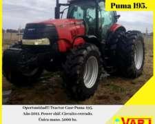 Tractor Case Puma 195.