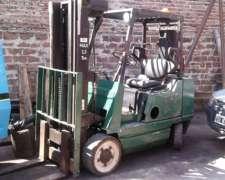 Autoelevador Clark 2500 Kg 1985 Unico