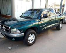 Dodge Dakota Sport V6 Magnum Nafta/gnc P/360kms Cabina Y 1/2
