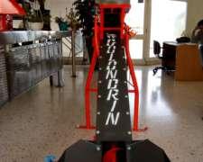 Curadora Inoculador de Semillas Granos Golondrin CG