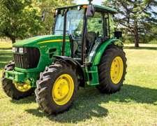 Tractor John Derre 5090 con Cabina