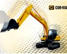 Excavadora AA 3225 Corvial