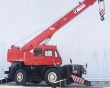 Grúa Tadano TR 200 M (usada) Desde