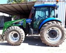Tractor New Holland TD 5.90 Cabina Original