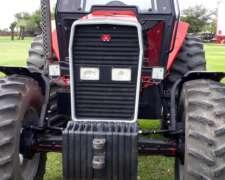 Tractor Massey Ferguson 650 2001 4X4
