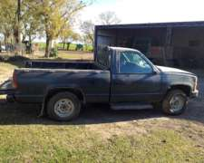 Camioneta Chevrolet Silverado 1998