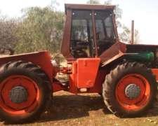 Zanello 4200 Deutz 160 HP Caja ZF Alta Baja de 6ta- SAL HID