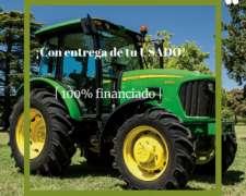 Tractor John Deere 5082 de 82 HP PWRR30