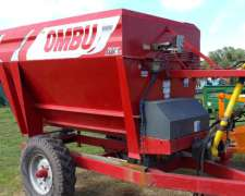Mixer Ombu (impecable Con Balanza)