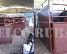 Boxes En Paneles Para Caballos