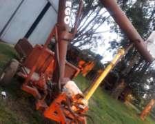 Extractora de Granos Usada Marca Bisego Modelo TH-120