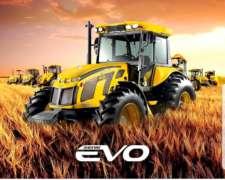Tractor Pauny 250 a EVO - 160cv -. Disp. Cignoli Hnos.
