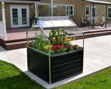 Invernadero Palram Plant INN - Aluminio y Policarbonato