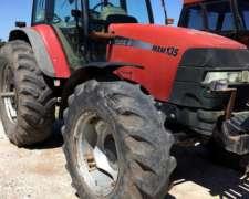 Tractor Case MXM 135, año 2004