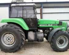 Tractor Agco Allis 6.175dt 2005