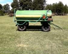 Carro Combustible Gentili 3.000 Lts., Tres Arroyos