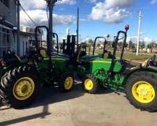 Vendo Tractor John Deere. Frutero 5075 y 5076