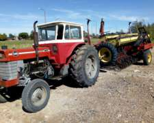 Tractor Masey 1088 en Buen Estado