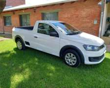 Vw Saveiro 1.6 CS Safety 2016 GNC 5ta.