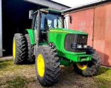 Tractor John Deere 7515 año 2008 (C)