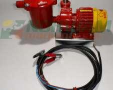 Electro Bomba Rossi Rac125 Con Manguera Y Pico Surtidor