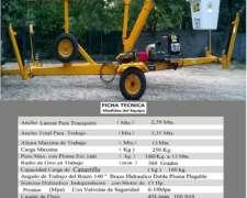 Vendo Hidroelevador De Arrastre Mack-cad 13