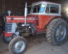 Massey Ferguson 1078 , Motor Perkins Cabina Rumifer, Rod 34