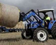 Tractor New Holland T T 4.55 4 W D