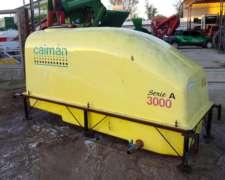 Tanque de Fibra para Fumigador Caiman 3000l
