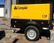 Compresor Portátil Compair C50