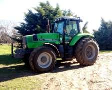 Tractor Agco Allis 6.175 - año 2014
