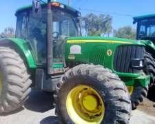 Tractor John Deere 7515, Tracción Doble muy Buen Estado 2008