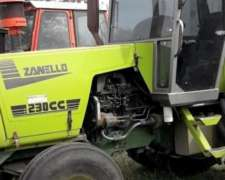 Zanello 230 Cummnis 130 HP 6900 Hs -tfi-sh- Dual 18.4.34