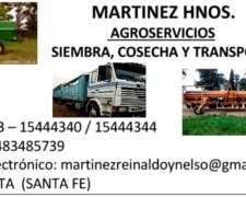 Agroservicios Martinez Hnos .