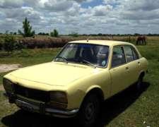 Peugeot 504 2.0 Gls