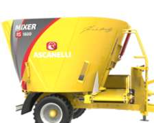 Mixer Vertical Ascanelli RS 1000 / RS 1600