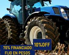 Tractor New Holland T7.260. Disponible Entrega Agosto