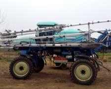 Barrales de Aluminio para Montana