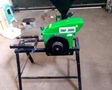 Picadora Trituradora TRF 300 con Motor 5 HP