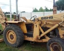 Pala Y Retro Massey Ferguson M 86 Hs