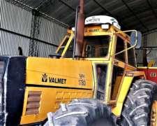 Tractor Valmet 1780 Año 1995 Doble Tracción