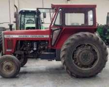 Tractor Massey Ferguson 1195 Año 1987 Oportunidad