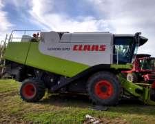 Claas Lexion 570 / 2005 / Motor OHS / Oportunidad
