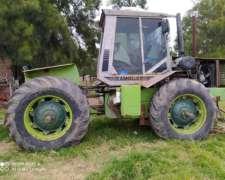 Zanello 460 Articulado Motor Cummins