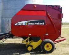 Rotoenfardadora New Holland Br 780, 2010, 9500 Rollos