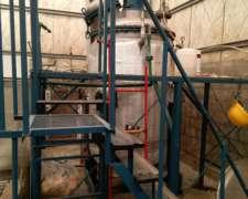 Reactor Inoxidable 1500 Lts Biotecnologico Con Camisa
