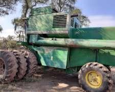 John Deere 1185. Permuto por Camion y Acoplado