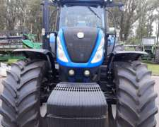 New Holland T 7.215 Nueva Linea