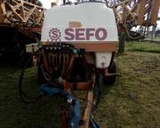 Pulverizador 3000 Lts Marca Sefo