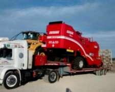 Transportes Maquinarias Carreton Vial y Agricola
